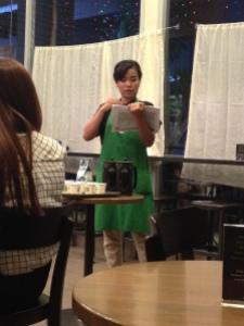 barista deasy